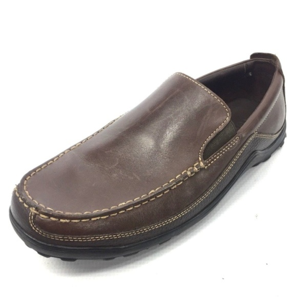 81106c78f07 34% off Cole Haan Shoes Tucker Venetian Leather Loafers 105 New ...